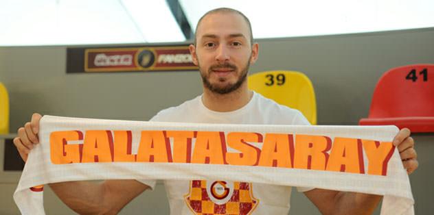 Murat Aslan Galatasaray'da