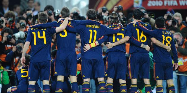 İspanya yine favori