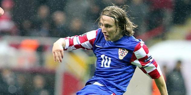 Hırvatlar Modric'e güveniyor