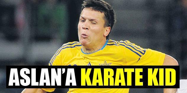 Aslan'a Karate Kid