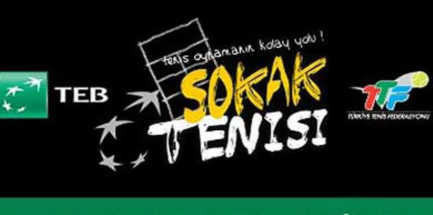 İstanbul'da tenis şenliği