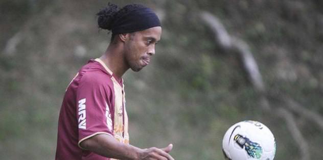 Ronaldinho Mineiro'da