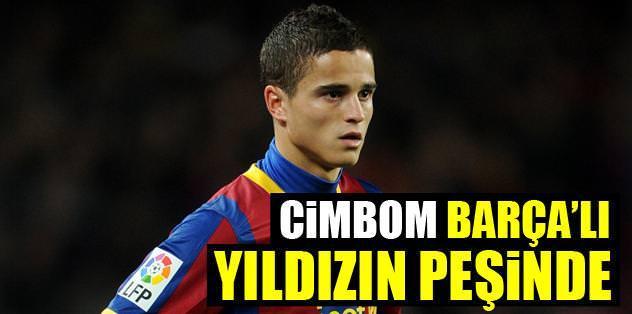 Cimbom, Barça'lı yıldızın peşinde