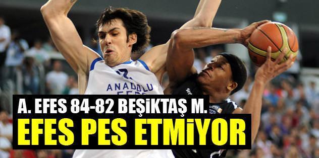 Anadolu Efes pes etmiyor