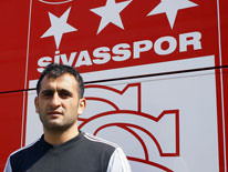 Sivasspor'da mutlu bir K�l��
