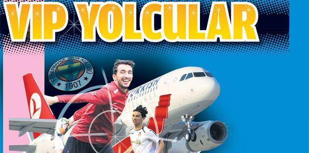 VIP yolcular