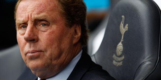 Tottenham'la Redknapp'ın yolları ayrıldı
