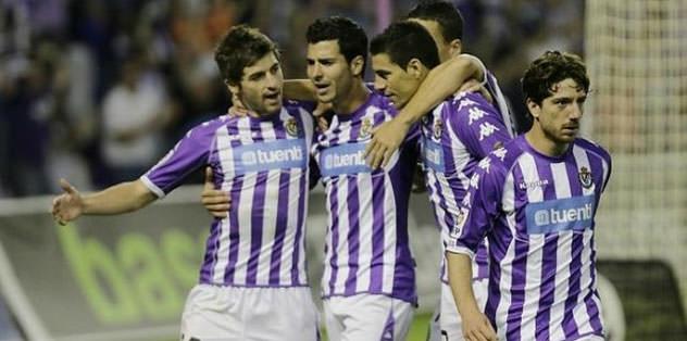 La Liga'ya yükselen 3. takım Real Valladolid