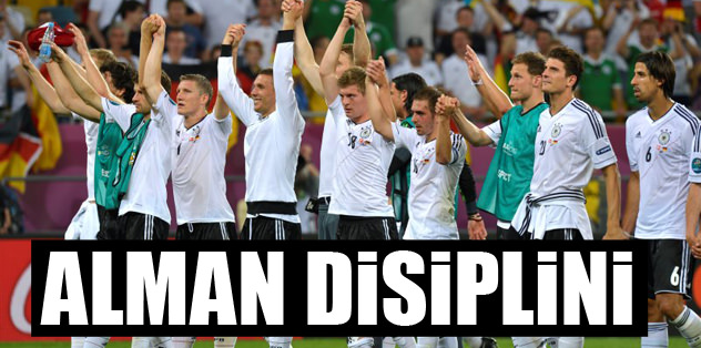 Alman disiplini