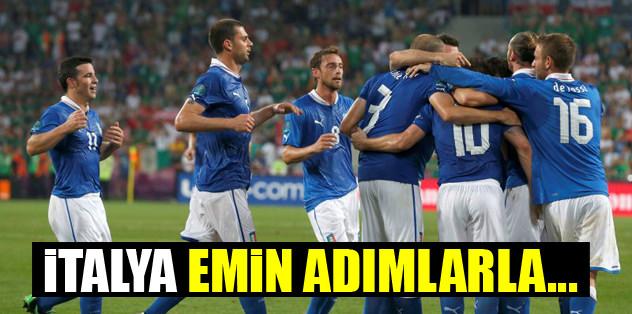 İtalya emin adımlarla