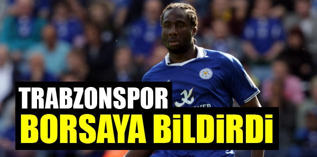 Trabzonspor borsaya bildirdi