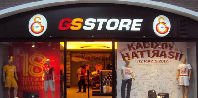 Samsun'a GS Store