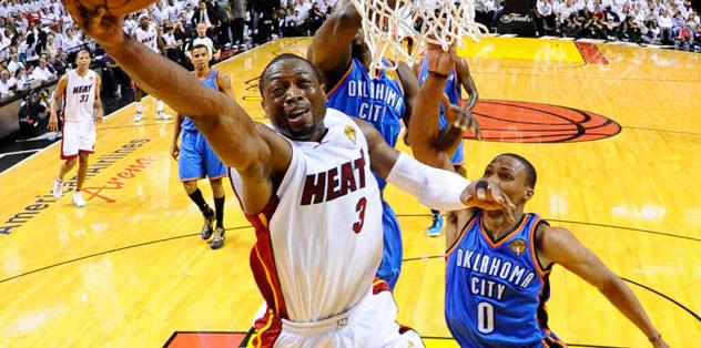 Miami Heat şampiyon gibi