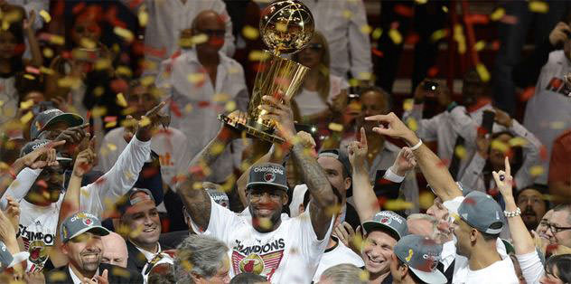 Şampiyon Miami Heat