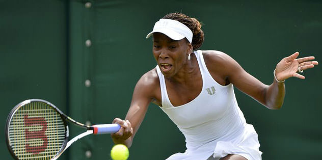 Venus Williams elendi!