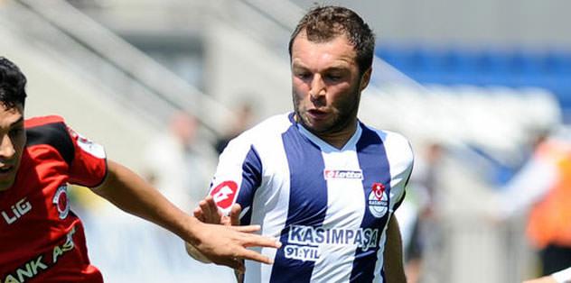 Murat Akın'dan Antalyaspor'a iki yıllık imza