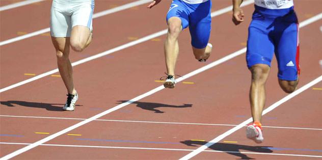 Mehmet Güzel 400 metrede yarı finalde