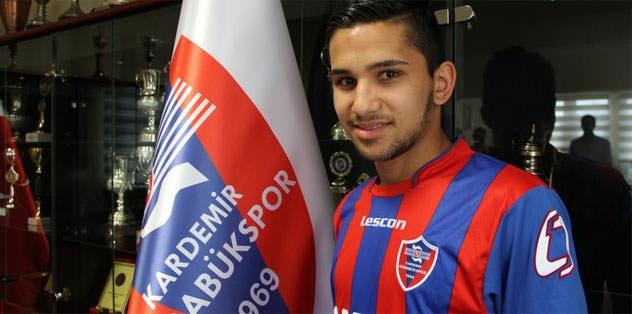 Karabükspor'da gurbetçi transferi