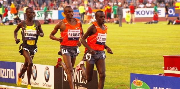Milli atletler finalde