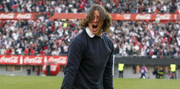 River Plate'de Almeyda'nın sözleşmesi uzatıldı