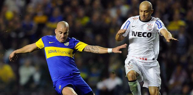 Boca ile Corinthians yenişemedi