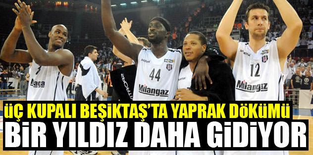 Şampiyon Beşiktaş'tan bir yıldız daha gidiyor!