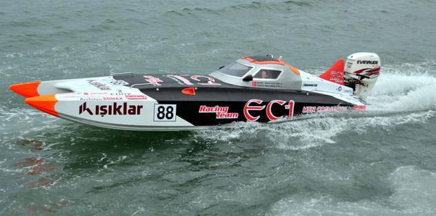 Offshore'da 5. ve 6. yarışlar Van'da yapılacak