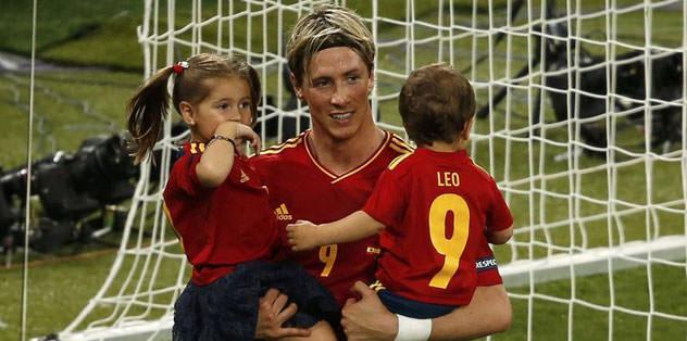 Dakika farkıyla Torres...