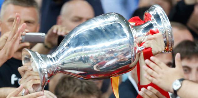 İspanya kupasını Kiev'de unutuyordu