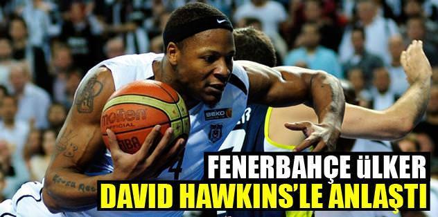 Fenerbahçe, David Hawkins'le anlaştı