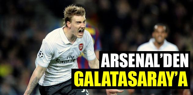 Arsenal'den Cimbom'a