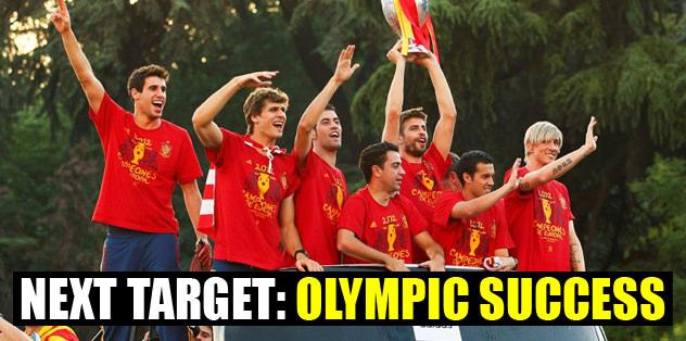Next target: Olympic success