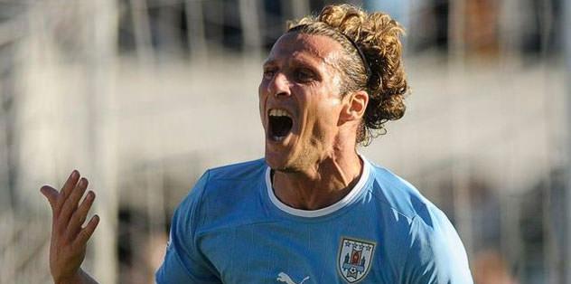 Diego Forlan İnternacional'de!