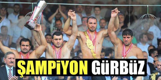 Şampiyon Gürbüz