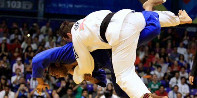 Judoda 10 madalya aldık