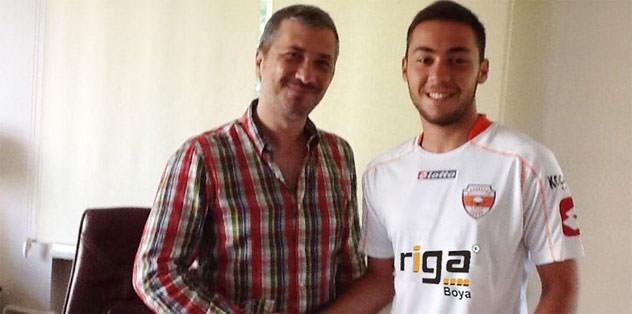 Genç Fenerbahçeli Adanaspor'da