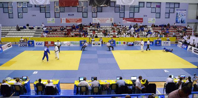 Türk Judo Milli Takımı 11 madalya kazandı