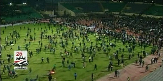 Mısır'da 2012-2013 futbol sezonu iptal edildi