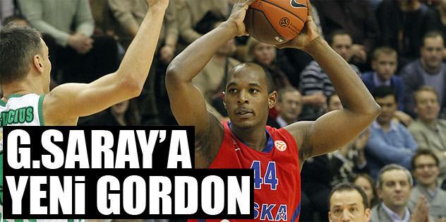 Galatasaray'a yeni Gordon!