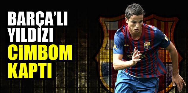 Barça'lı yıldızı Cimbom kaptı