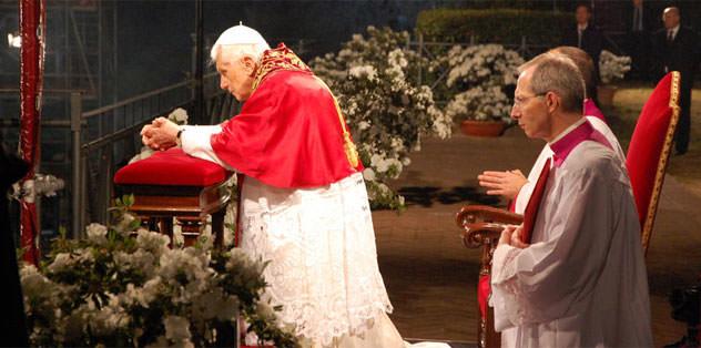 Papa'dan Olimpiyat duası