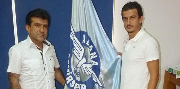 Özgür Öçal Adana Demirspor'da