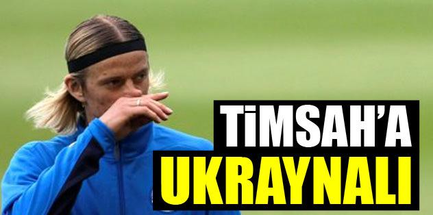 Timsah'a Ukraynalı