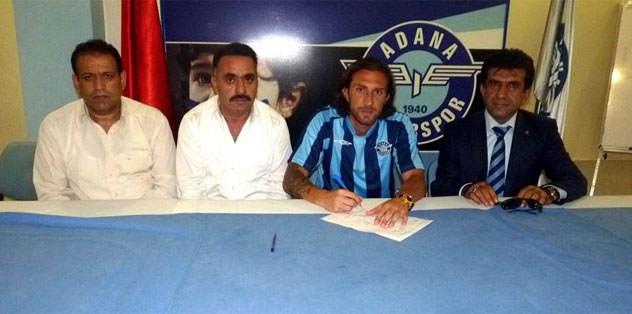 Adana Demirspor Erman Özgür'le anlaştı