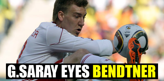 G.Saray eyes Bendtner