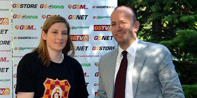 Lindsay Whalen imzaladı!
