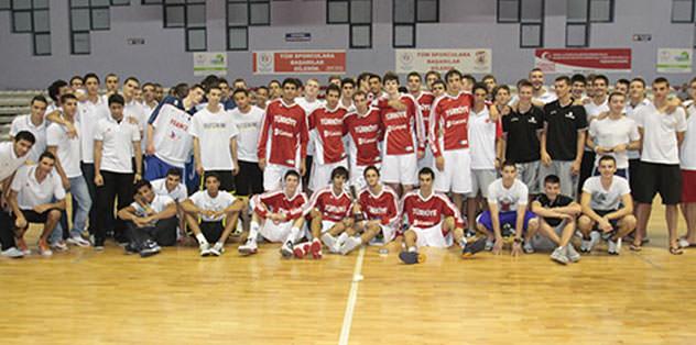 Genç Milli Takım'ın ilk rakibi Yunanistan