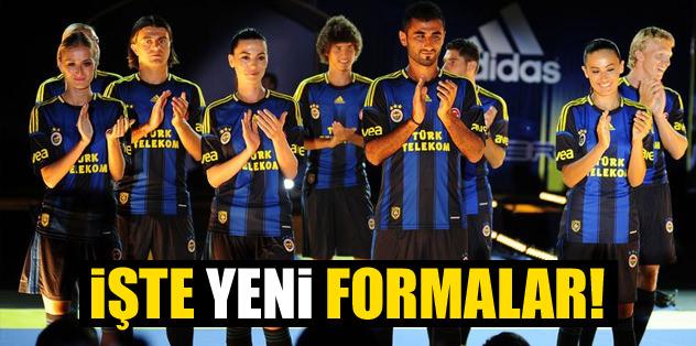 2012 model Fenerbahçe