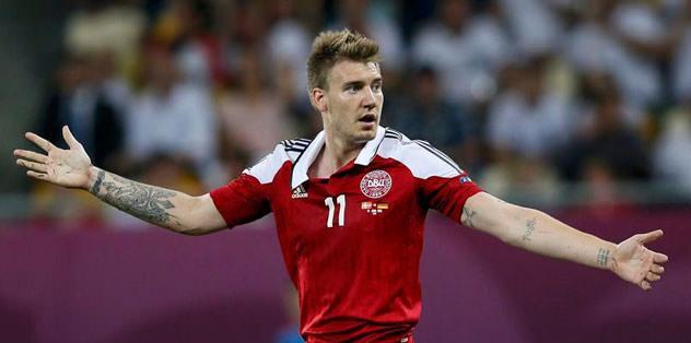 Bendtner'i alın