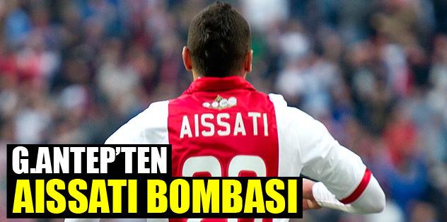 G.Antep'ten Aissati bombası!